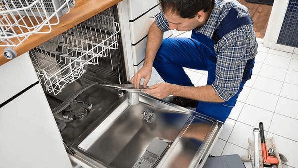 tác hại của máy rửa bát
